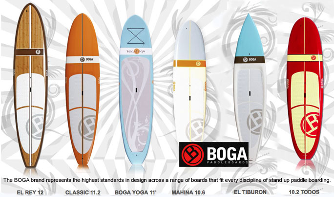 Boga Boards and Boga Paddles from Mtn Rec Mountain Recreation Grass Valley